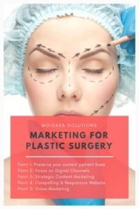 marketing plastic surgery - moisaka healthcare solutions