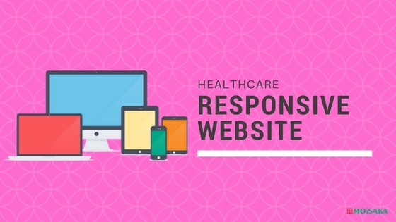 healthcare responsive website