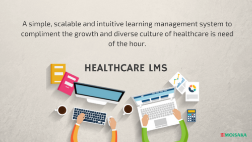 Healthcare Learning Management System | H-LMS | Centralized Learning