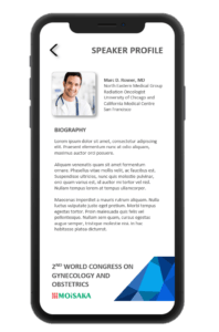 Medical Conference Application For Medical Events | Pharma & Biotech