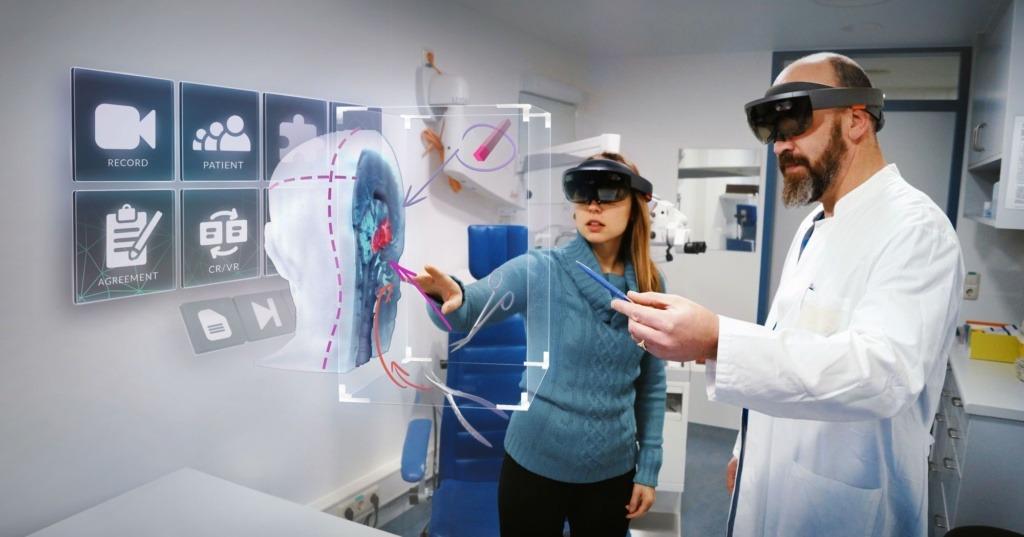 moisaka virtual reality - healthcare medical solutions - digital agency